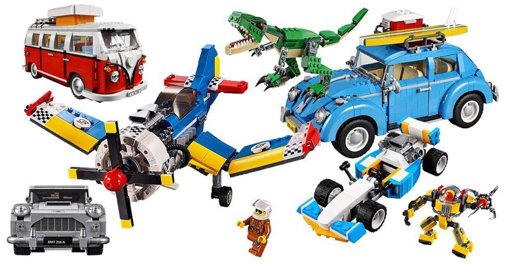 LEGO Creator Bausätze