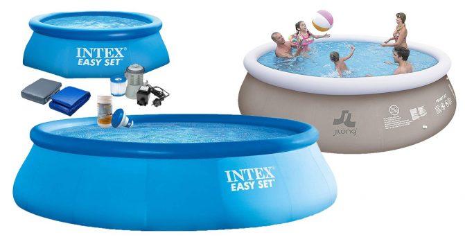 Quick-Up-Pools für Kinder