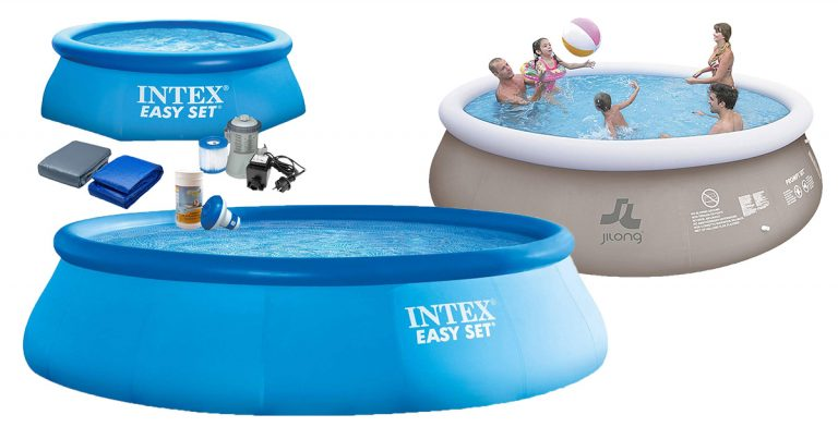 Quick-Up-Pools für Kinder