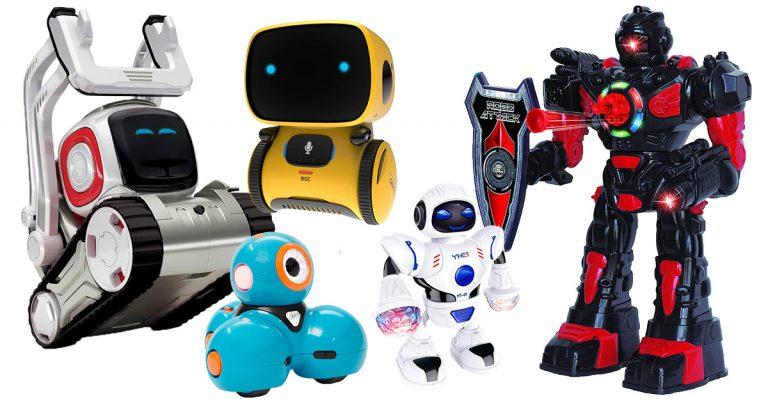Spielzeug-Roboter für Kinder