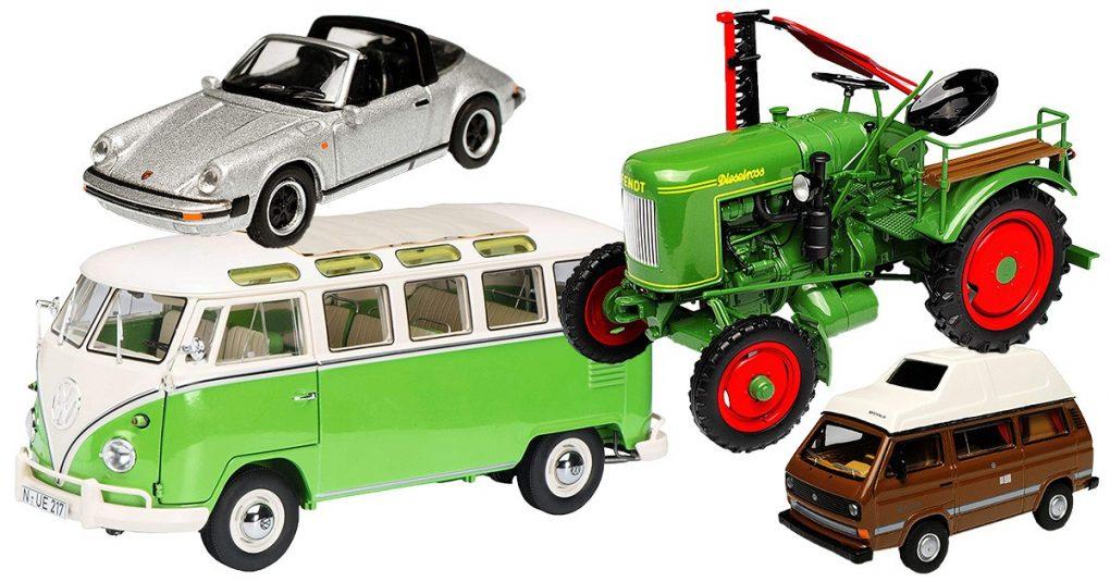 Schuco-Modellautos