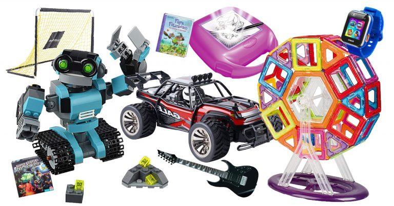 Geschenke für 7-jährige Mädchen & Jungen