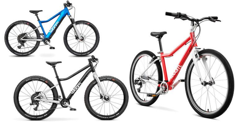 woom 5 Kinderfahrräder