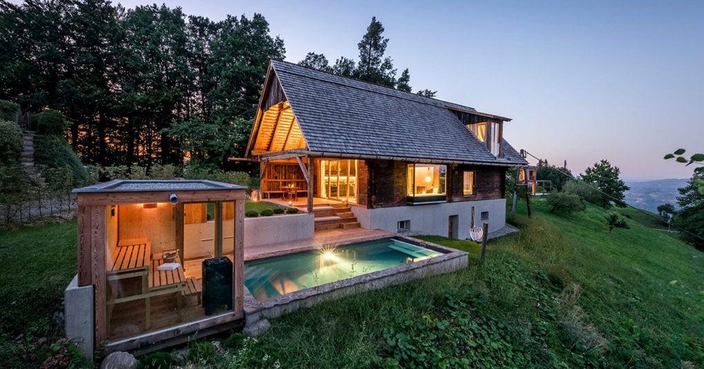 Die 7 besten Chalets in Österreich