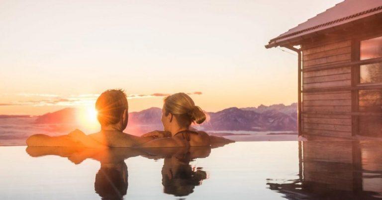 Die 6 besten Wellnesshotels in Österreich