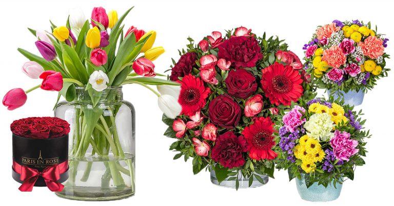 Den richtigen Blumenstrauß schenken