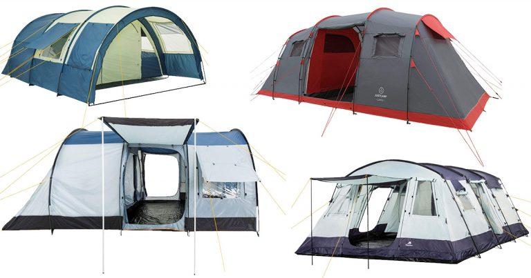 Familienzelte für den Campingurlaub