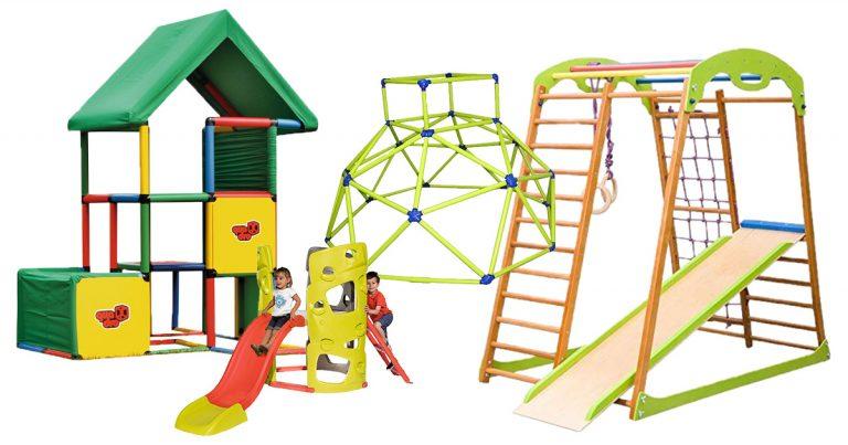 Klettergerüste für Kinder