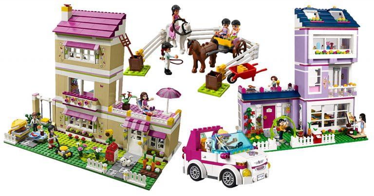 LEGO Friends Bausätze