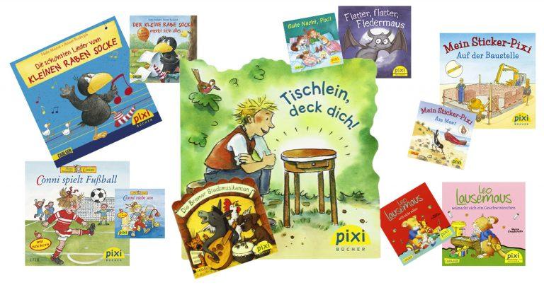 Pixi-Bücher für Kinder