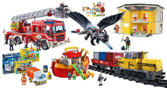 Playmobil-Sets & Figuren