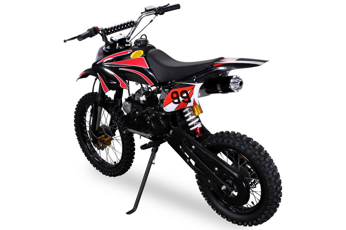 CROSS DIRTBIKE JC125 cc 17-14