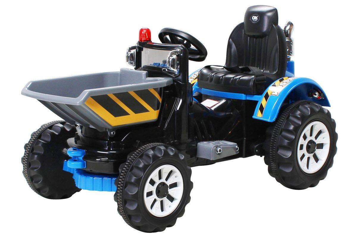 Elektro Radlader JS328C 2x 25 Watt Motor