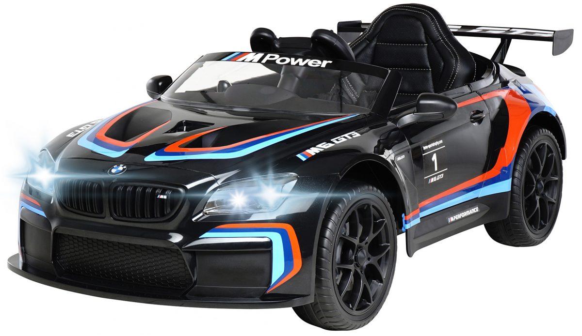 Kinder Elektroauto BMW M6 GT3