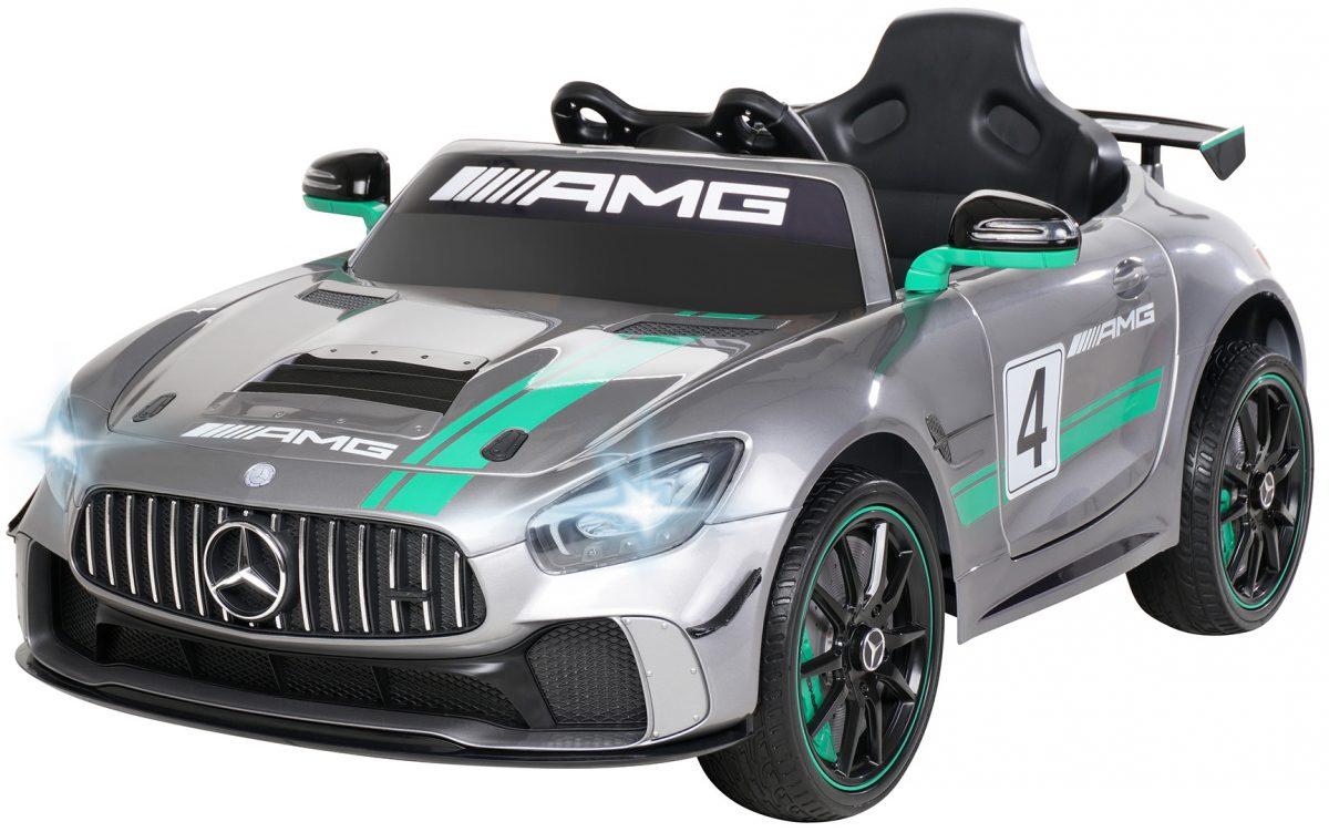 Kinder Elektroauto Mercedes AMG GT4 Sport Edition