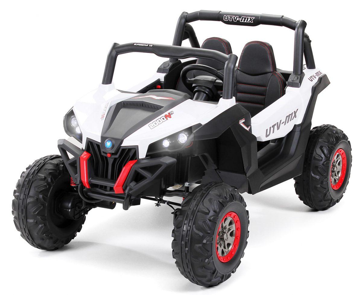 Kinder Elektroauto UTV Buggy MX Allrad 4x4