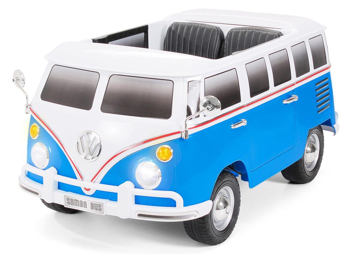 Kinder Elektroauto VW Bus Bulli T1 Samba Camper