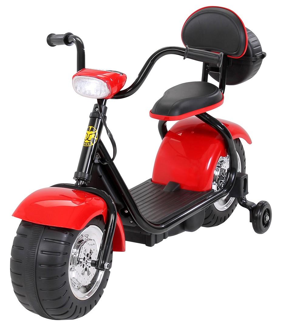 Kinder Elektromotorrad Harley Scooter BT306 15 Watt Motor