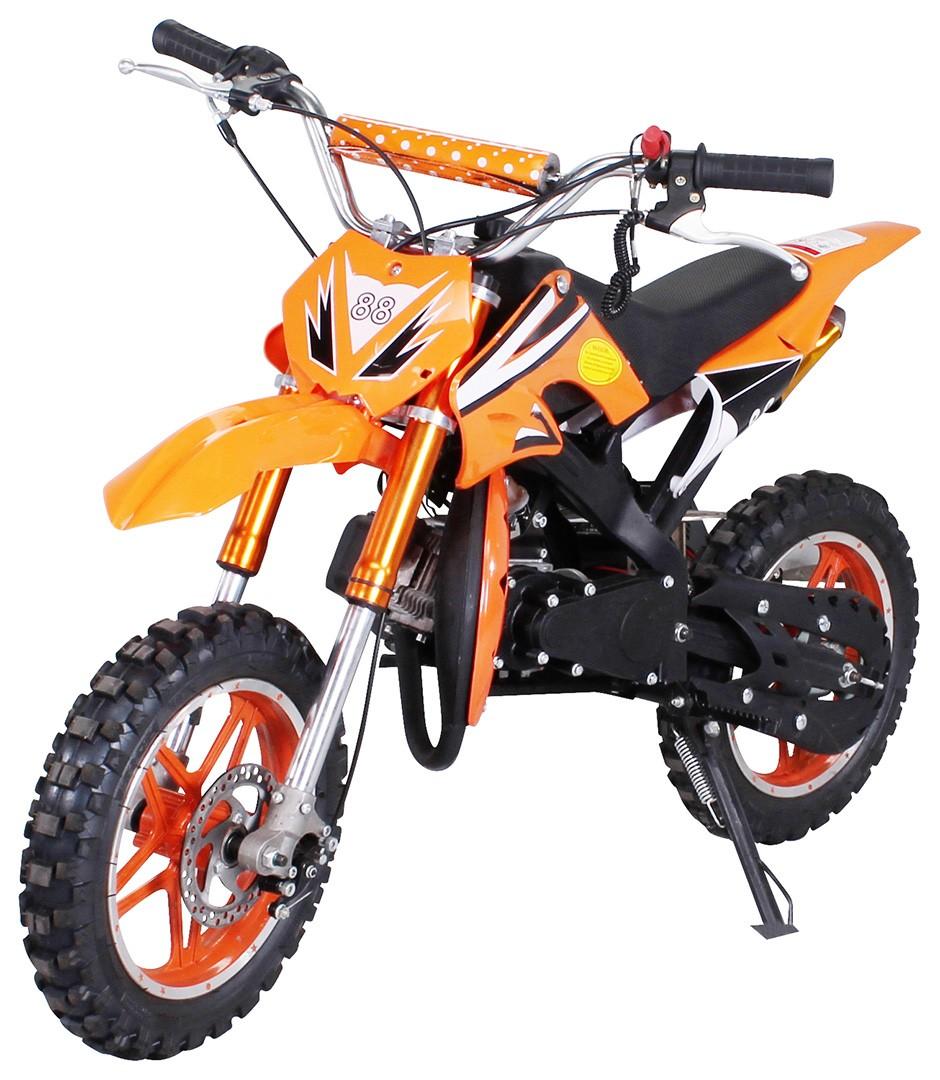 Mini Crossbike Delta 49 cc 2-takt
