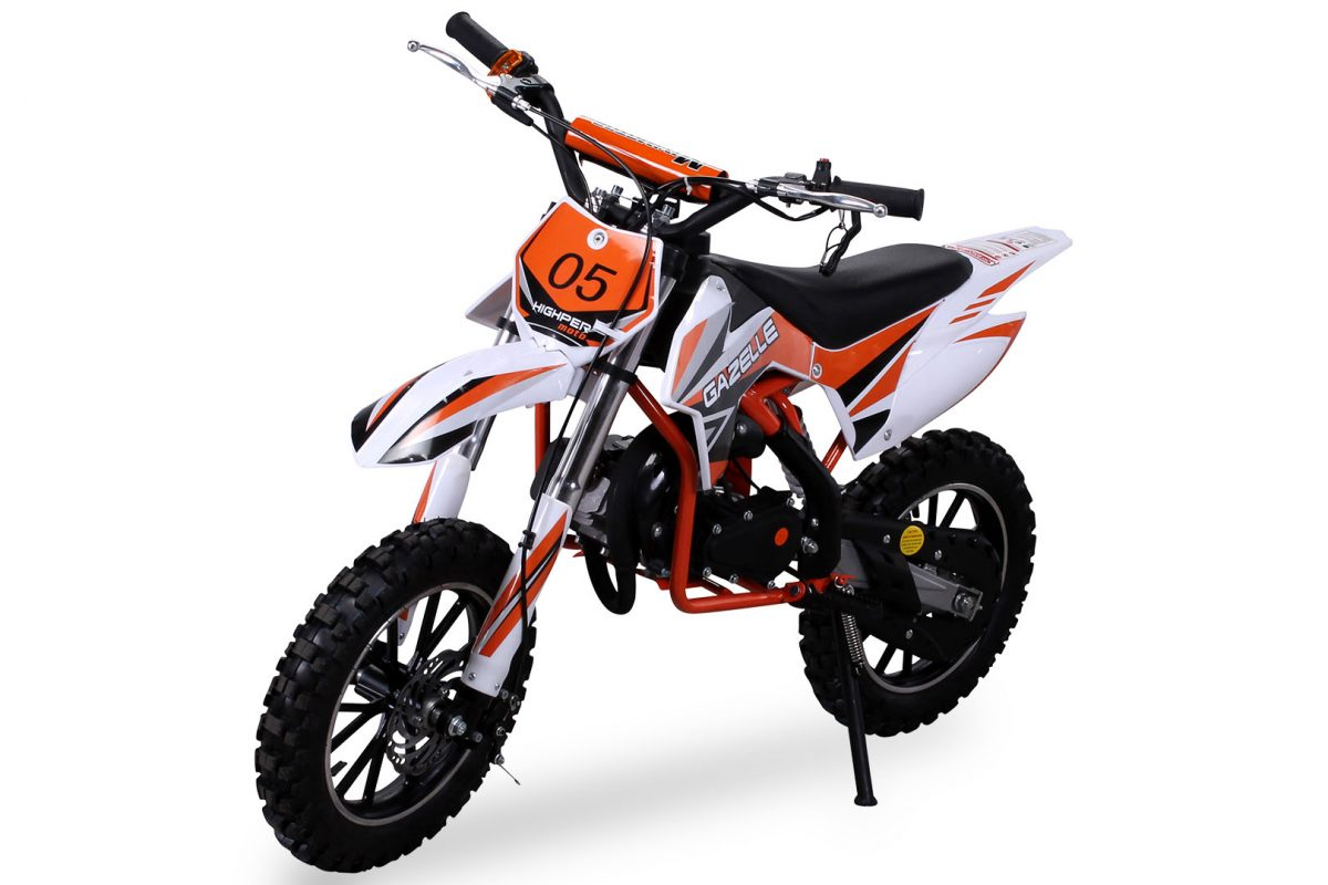 Mini Crossbike Gazelle 49 cc 2-takt
