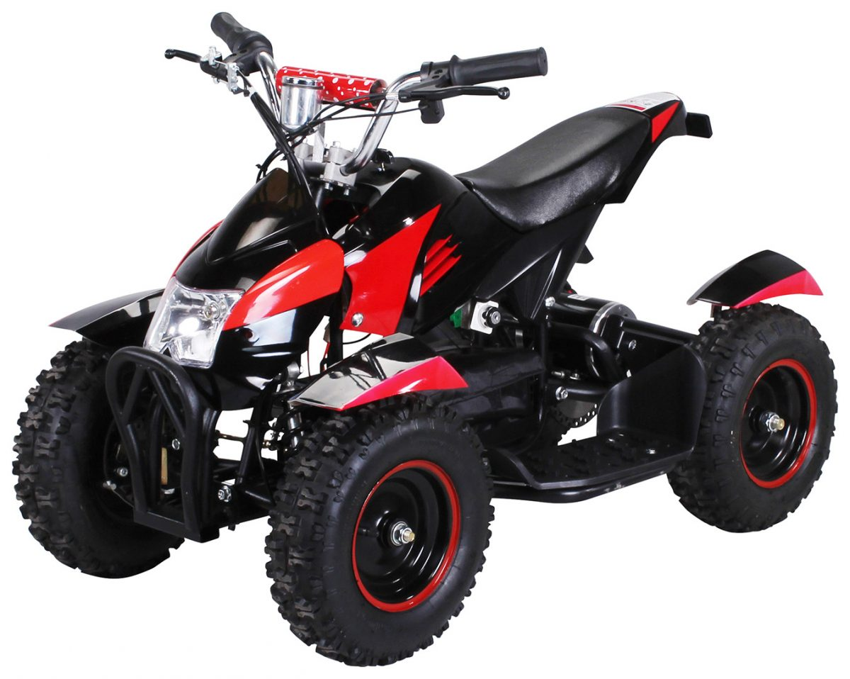 Mini Elektro Kinder ATV Cobra 800 Watt Pocket Quad