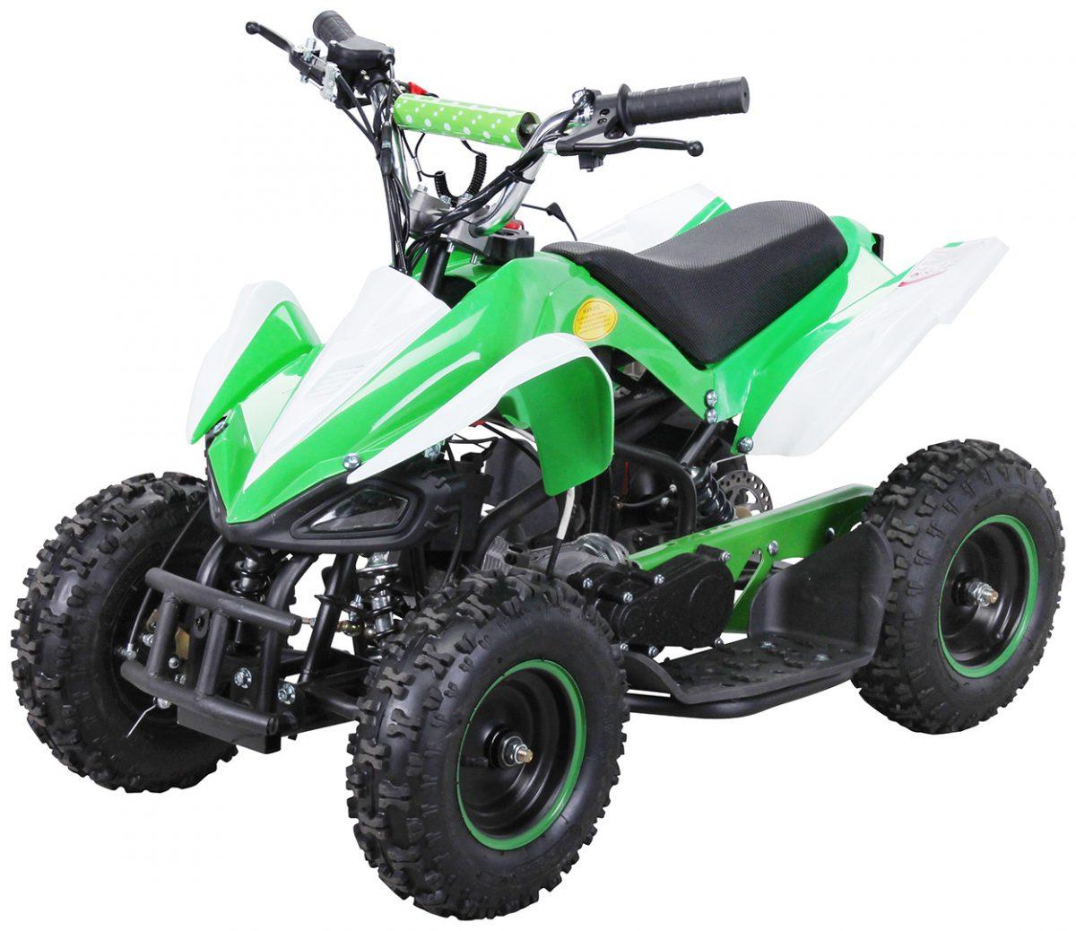 Mini Kinder ATV 49 cc Racer Pocketquad 2-takt Quad