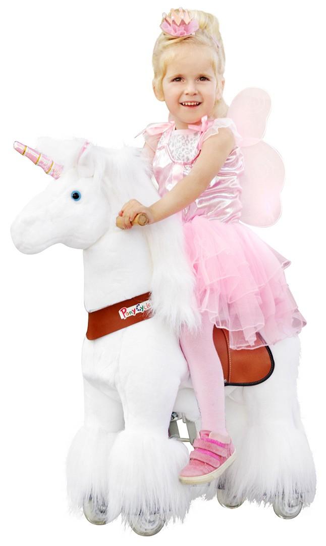 Ponycycle Sternschnuppe Einhorn