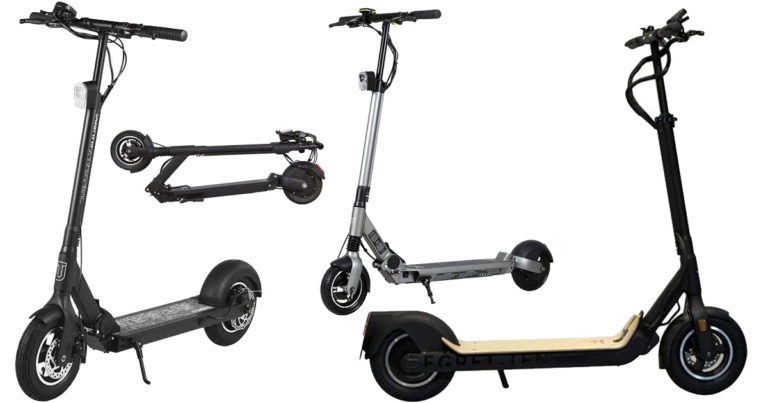 Egret E-scooter