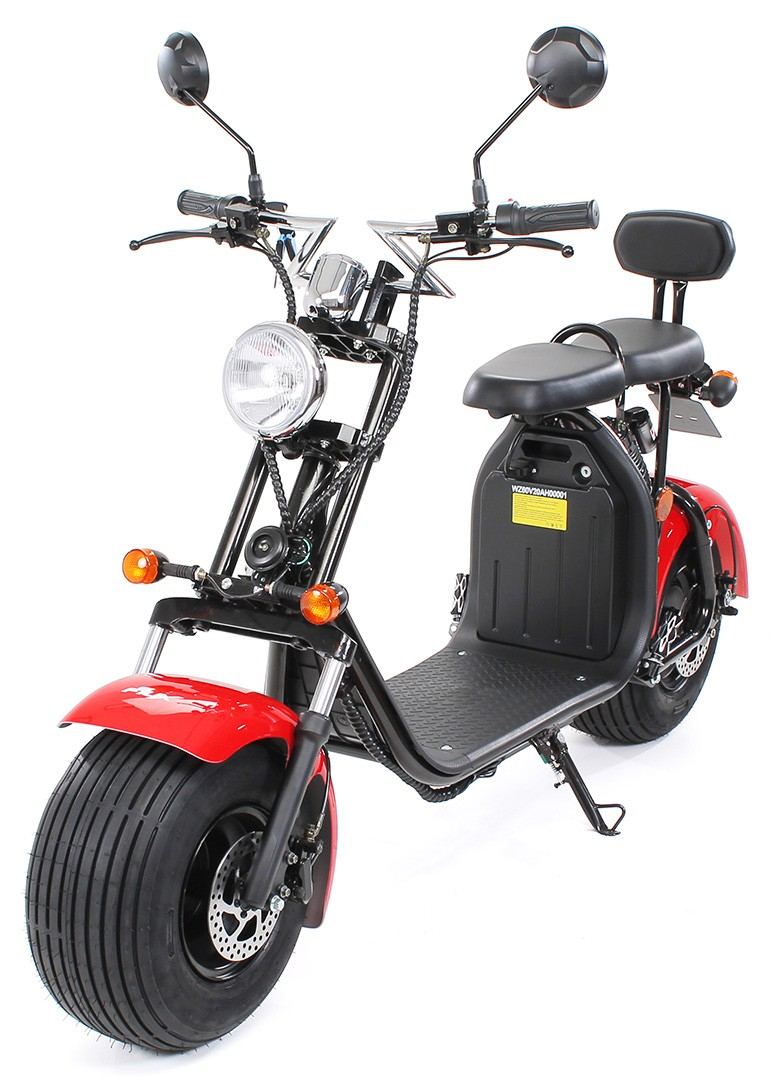 E-Scooter: eFlux Harley Two