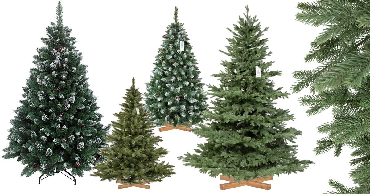 Künstlichen Weihnachtsbaum
