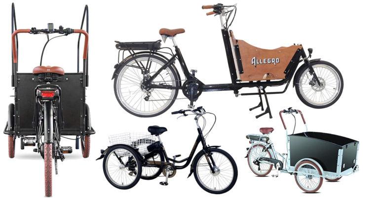 Lasten-E-Bike