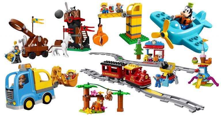 LEGO duplo Bausätze für Kleinkinder