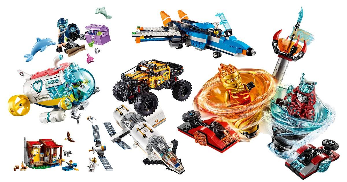 Die spannendsten LEGO Neuheiten 2020 | Dad's Life