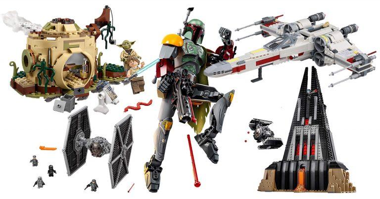 LEGO Star Wars Bausätze