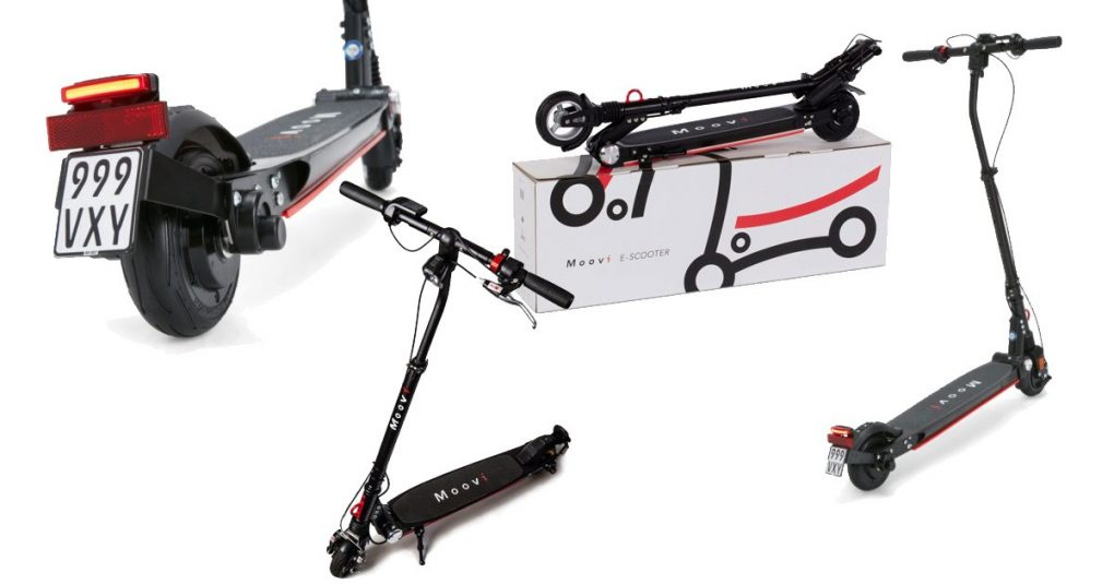 Moovi E-Scooter