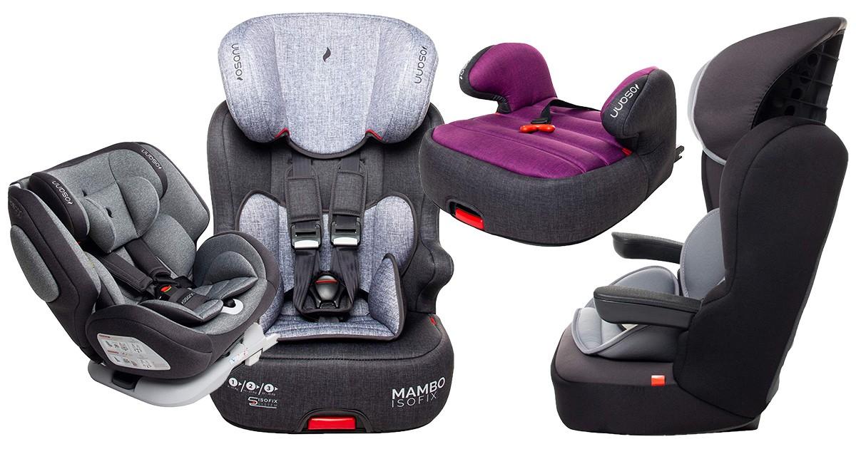 Osann-Kindersitze bis 36 kg