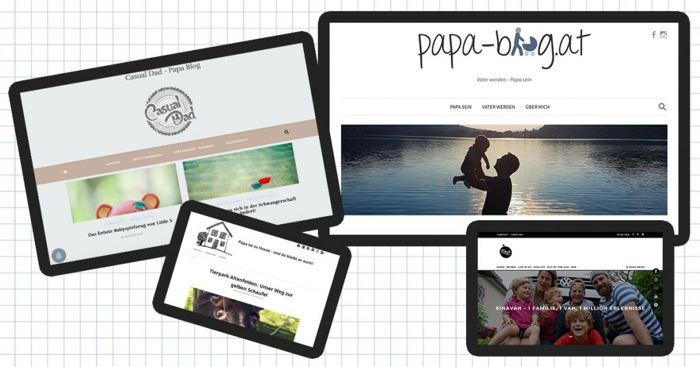 Papa-Blogs aus Österreich
