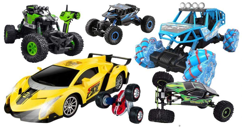Ferngesteuerte Autos für Kinder