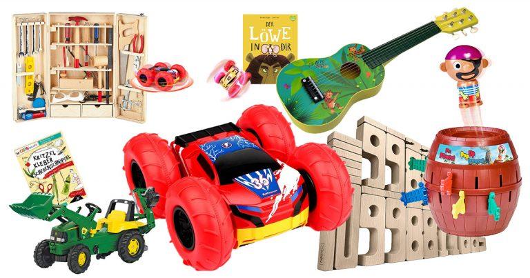 Geschenke für 5-jährige Mädchen & Jungen