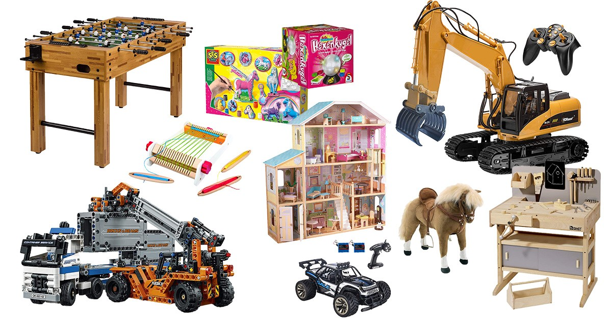 Die 40 Wertvollsten Spielsachen Fur Kinder Ab 6 Jahren
