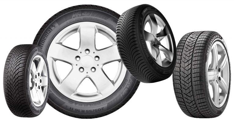 Winterreifen nach Reifengröße [ADAC-Tests]
