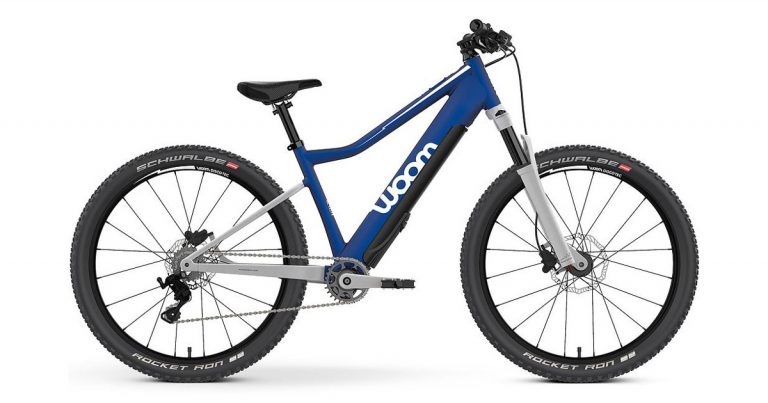woom-E-Mountainbike