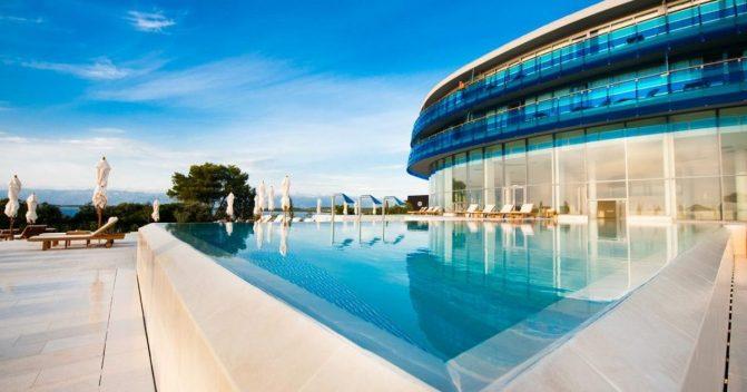 Die 5 besten Wellnesshotels in Kroatien