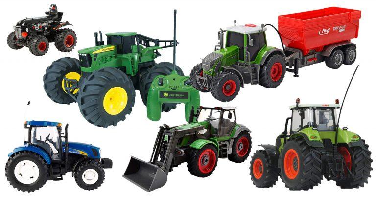 RC-Traktoren