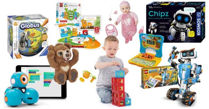 Interaktive Spielsachen