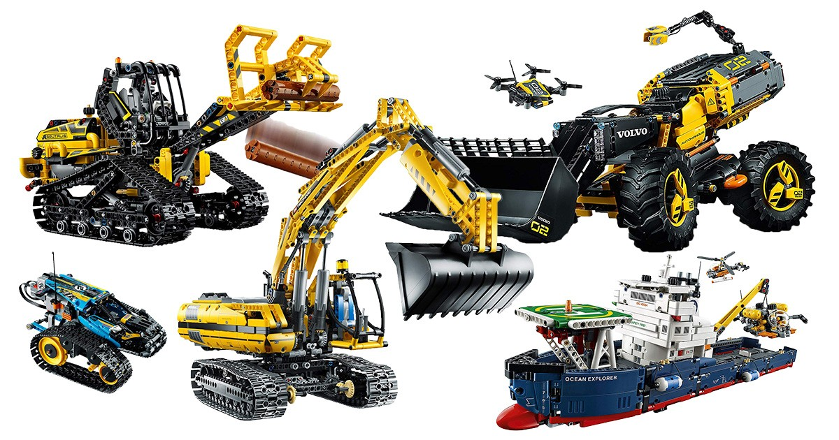 LEGO Technic Bausätze
