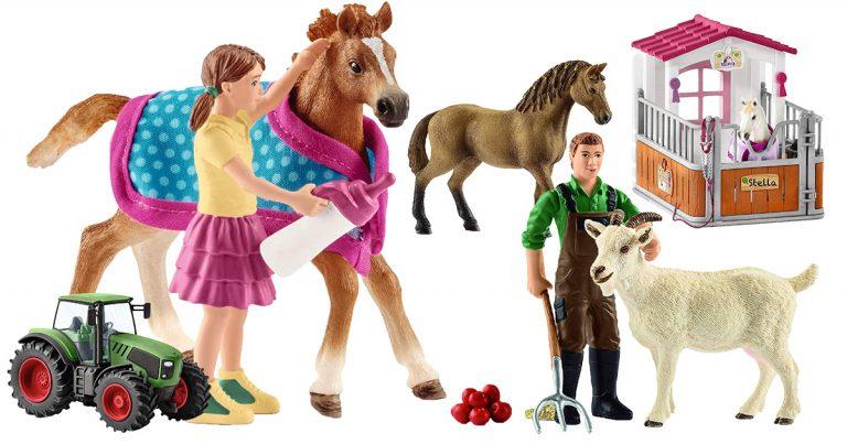 Figuren, Häuser & Tiere von Schleich