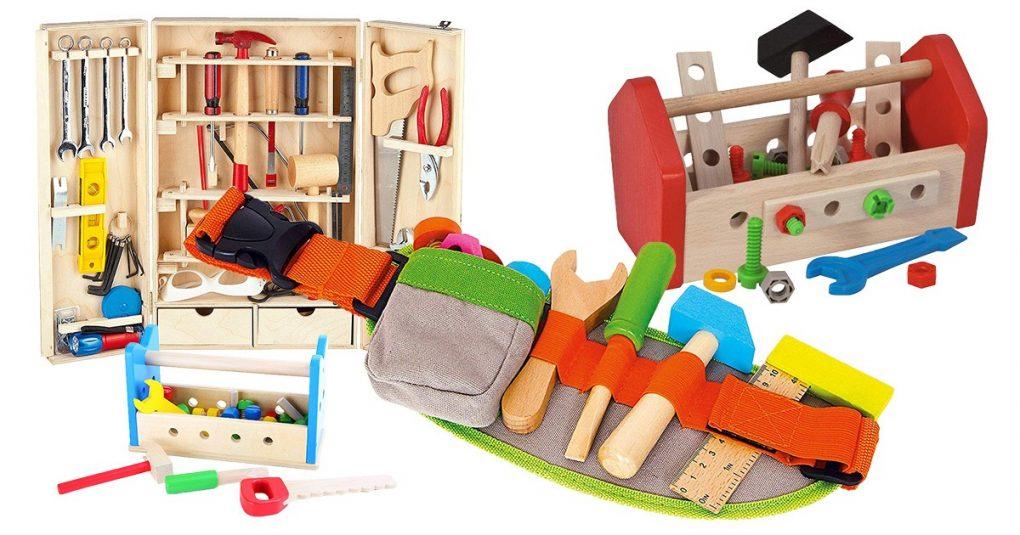 kleiner Hammer Richtiges Werkzeug für Kinder Kids at Work
