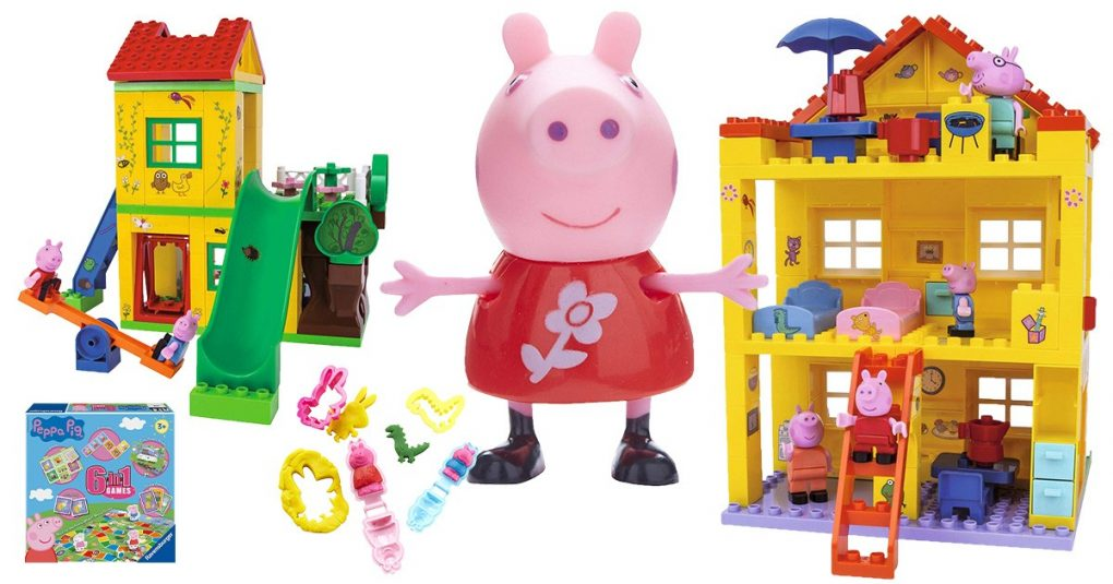 Die 8 beliebtesten Spielsachen von Peppa Wutz   Dad's Life