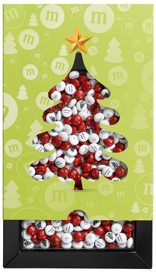 My M&M's personalisiertes Weihnachtsgeschenk